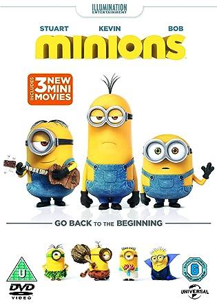 Minions  DVD   Amazon.co.uk  Sandra Bullock 54b34898787d