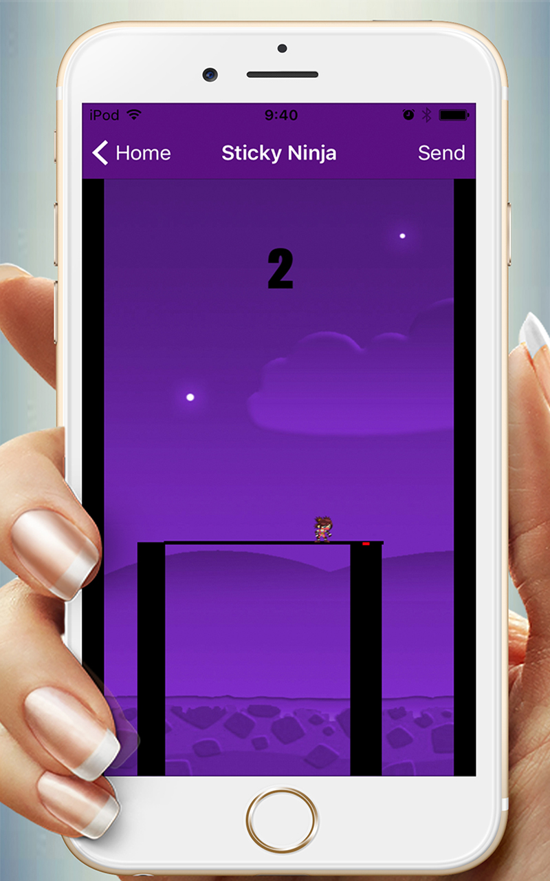 Sticky Ninja: Amazon.es: Appstore para Android