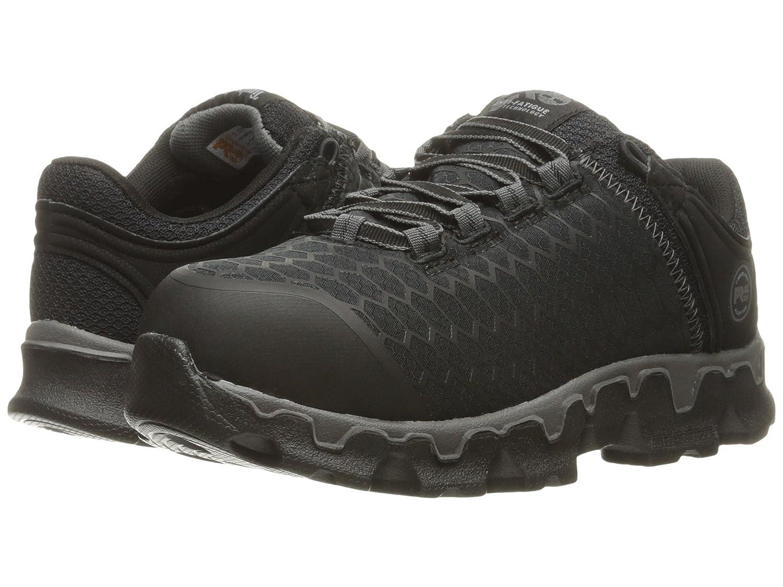 【人気沸騰】 [ティンバーランド] 26.5 レディースウォーキングシューズカジュアルスニーカー靴 Powertrain Sport Alloy Toe SD+ Synthetic [並行輸入品] B073J3CNT8 B Black Black Synthetic 26.5 cm B 26.5 cm B Black Synthetic, シンデレラ:f1b17107 --- 4x4.lt