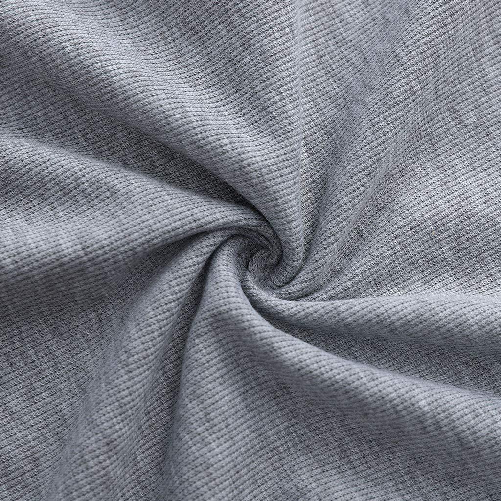 Robe MEIbax Chemisier Chic Femme Grande Taille Blouse de Bureau Manche Longue T-Shirt Top Hauts