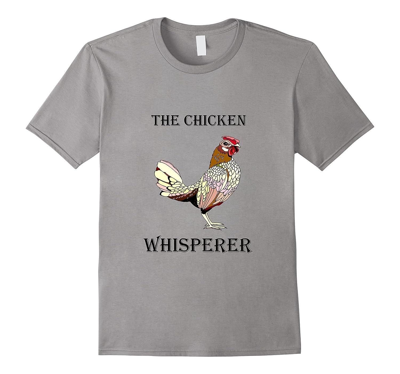 e889dbc7f The Chicken Whisperer Funny Farmer Farming T-Shirt-Vaci – Vaciuk