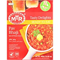 MTR Ready-To-Eat Pav Bhaji, 300 g