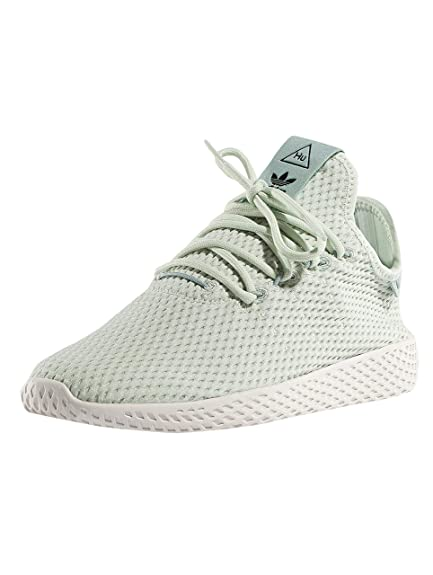 134e2fb2b26c2 adidas Pharrell Williams Tennis Hu Trainers Green  Amazon.co.uk  Shoes    Bags