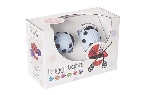 Buggi Lights BUGGIBBB - Luces LED, color azul