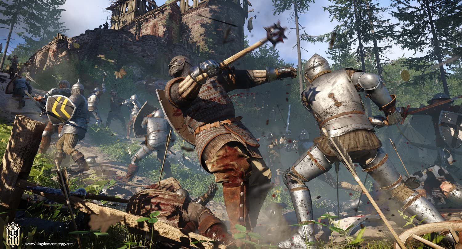 Kingdom Come Deliverance Special Edition - XBOXONE [Importación alemana]: Amazon.es: Videojuegos