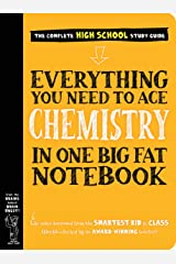 Everything You Need to Ace Chemistry in One Big Fat Notebook (Big Fat Notebooks) Kindle Edition