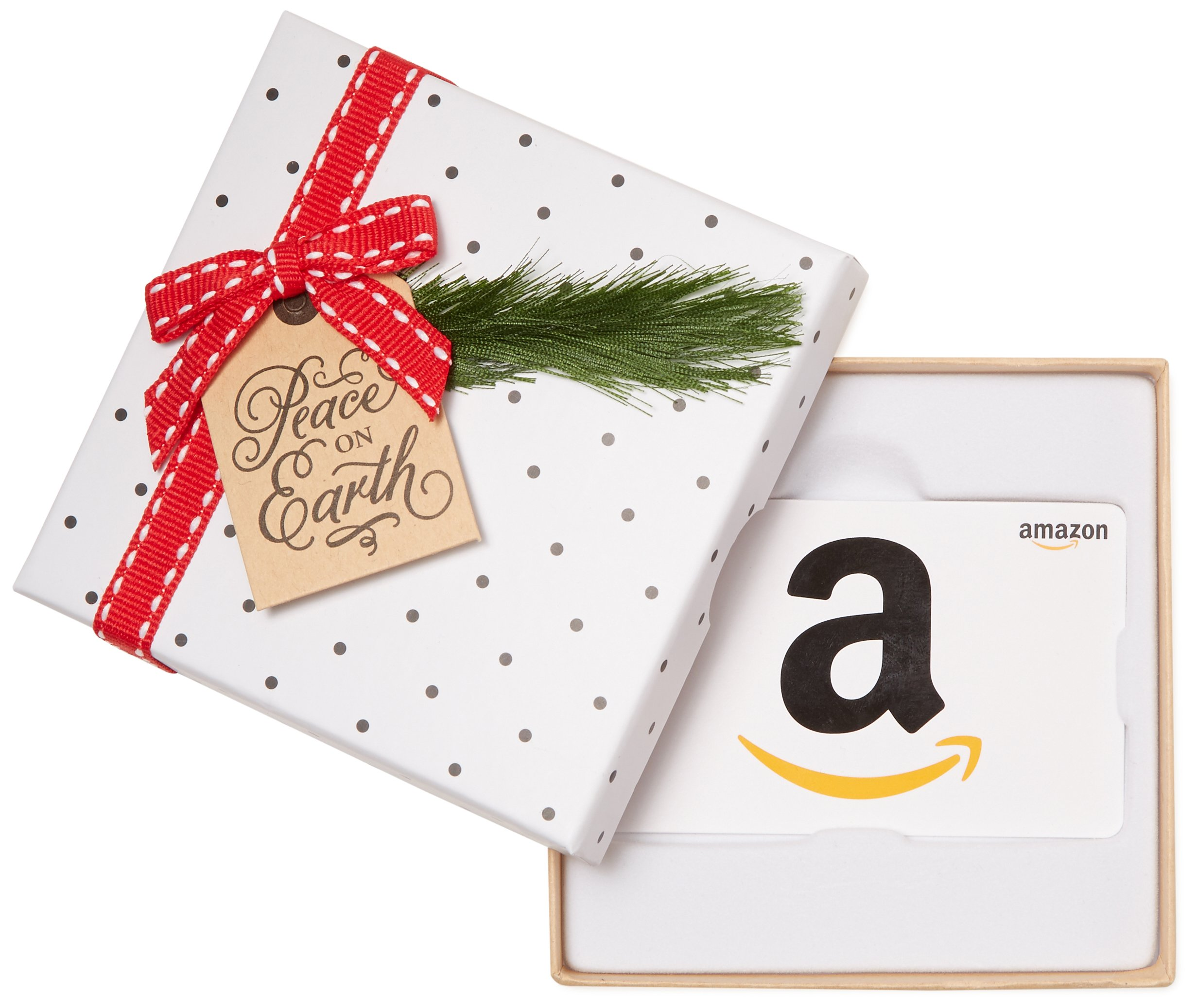 Amazon holiday gift cards gift cards sprig box alramifo Images