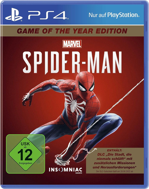 Marvel´s Spider-Man GOTY [Importación alemana]: Amazon.es: Videojuegos