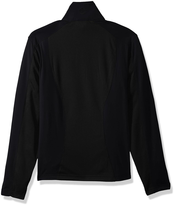Levelwear Aurora Insignia Banner Stripe Full Zip Mid-Layer