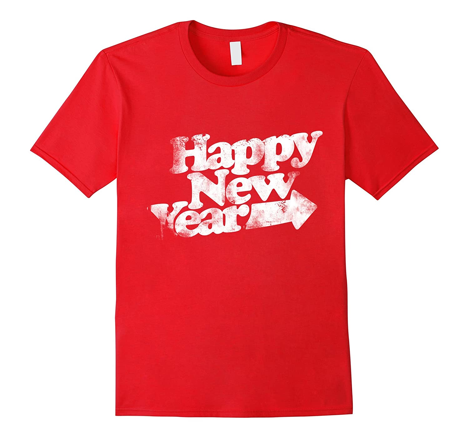 Happy New Year shirt for a new years eve party t-shirt-ANZ