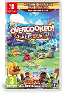 Overcooked! All You Can Eat - Special - Nintendo Switch [Importación italiana]