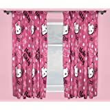 Character World–Hello Kitty Sommer Wind cortinas