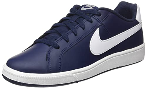 the latest 537de a53c7 Nike Court Royale, Scarpe da Ginnastica Uomo, Blu (ObsidianWhiteMetallic