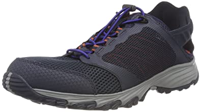 62ff6d6ee968 The North Face Litewave Amphibious Ii Urban Navy Brit Blue Mens Running  Size 9M