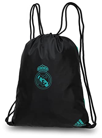5fc0e59e adidas BR7146 Bolsa Línea Real Madrid FC, Unisex Adulto, Negro (arraer),  NS: Amazon.es: Deportes y aire libre