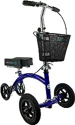KneeRover Hybrid Knee Walker - All New Featuring KneeCycle Knee Scooter