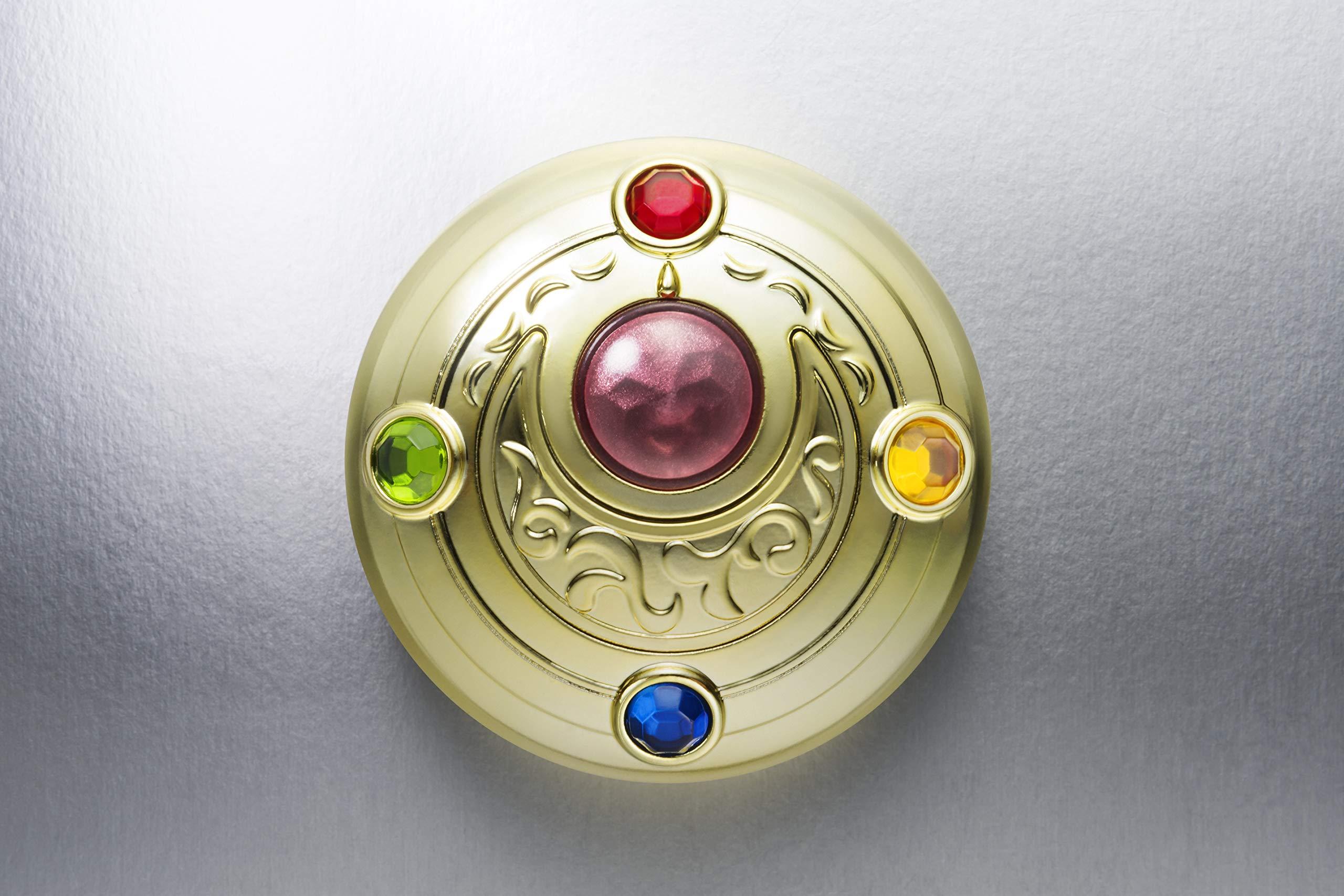 Bandai Tamashii Nations Proplica Transformation Brooch & Disguise Pen Set ''Sailor Moon'' Statue by Tamashii Nations (Image #13)