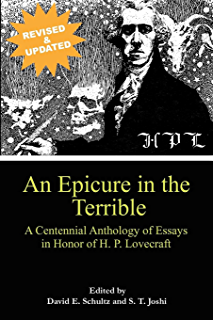lovecraft and a world in transition collected essays on h p  an epicure in the terrible a centennial anthology of essays in honor of h p lovecraft