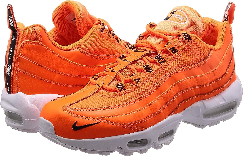 Nike Air Max 95 Premium 538416 801, Sneakers Basses Homme