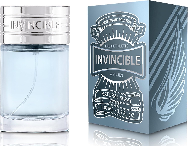 Invincible by New Brand Prestige Eau de Toilette Men: Amazon