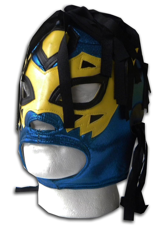 Luchadora Blue Volador adult size Mexican Lucha Libre mask