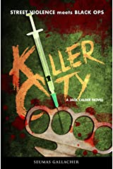KILLER CITY: Jack Calder Crime Series #4 Kindle Edition