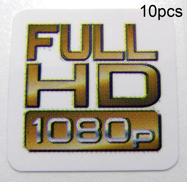 Amazon Com Vath 10 Pieces Of Full Hd 1080p Sticker 20 X 20mm 804x10 Electronics