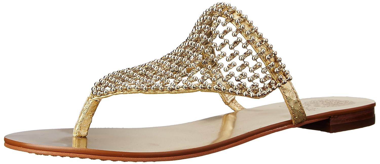 Vince Camuto Women's Mombo Dress Sandal B00Q42OIMO 6 B(M) US|Cleopatra Gold