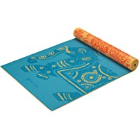 Gaiam Print Premium Reversible Yoga Mats