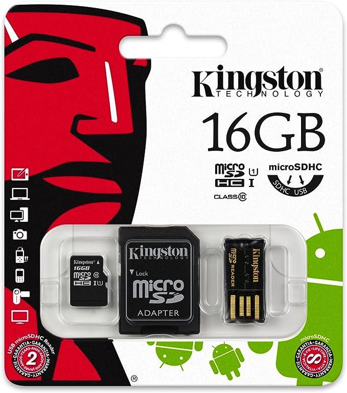 Amazon.com: Kingston digital Multi-Kit/Kit de movilidad ...