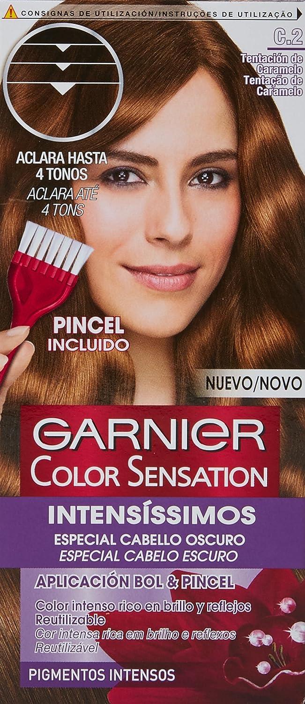 Garnier Color Sensation Coloración C.2 Tentación de caramelo de Garnier