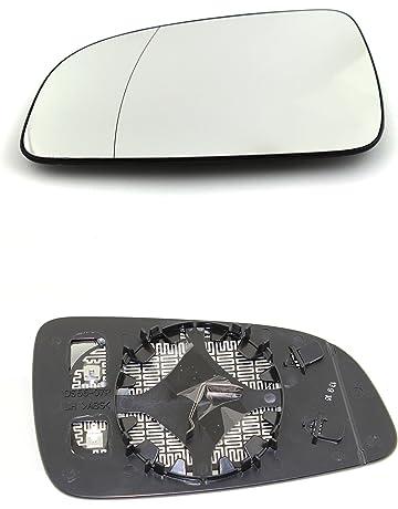 TarosTrade 57-0471-L-46945 Cristal De Retrovisor Calefactable Para 5 Puertas Lado
