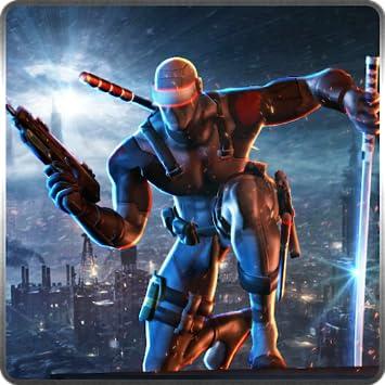 Amazon.com: Ninja Crime City Hero Fighting Warriors in Chaos ...