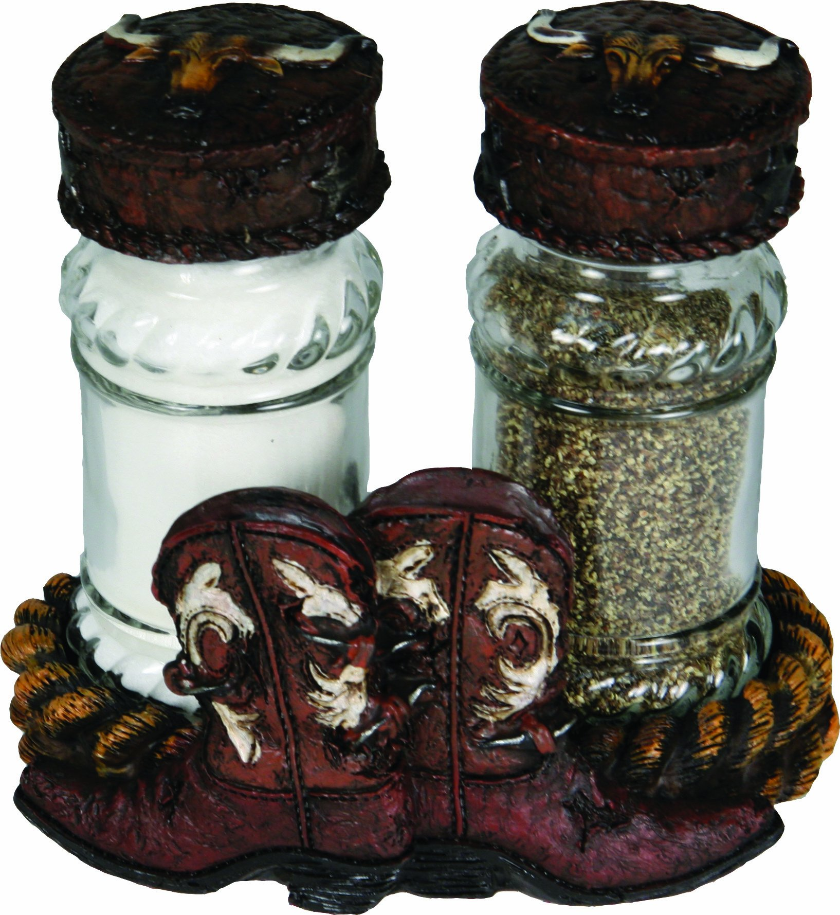 cheerful cool salt and pepper shakers. River s Edge Hand Painted Poly Resin Salt and Pepper Shaker Set  Cowboy Boot Best Rated in Mills Shakers Sets Helpful
