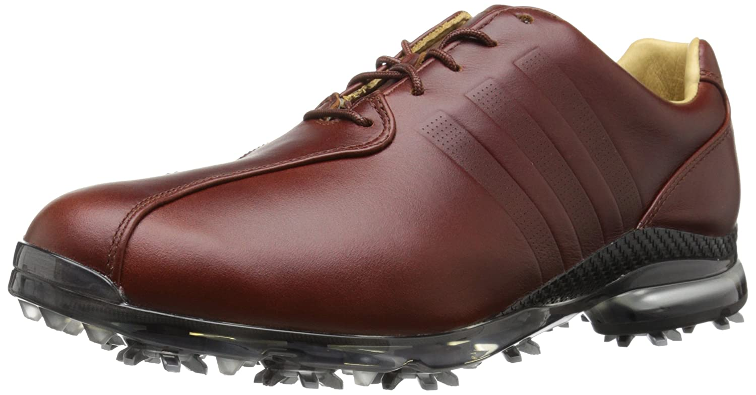 adidas Men's Adipure TP Golf Cleated B013UK33S2 8 D(M) US|Red Wood