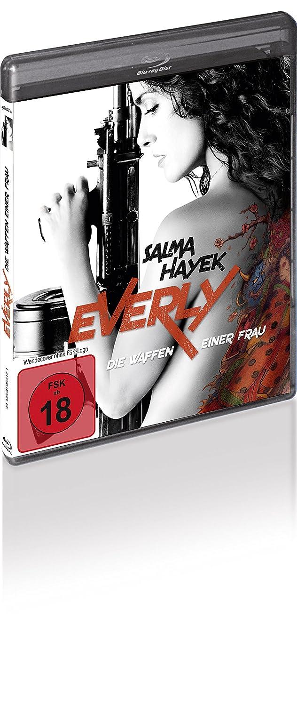 Everly - Uncut [Francia] [Blu-ray]: Amazon.es: Salma Hayak ...