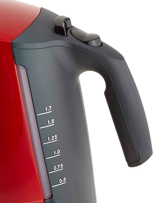 Nero 20 Decibel Braun 609200 WK 300 plastica 2200 W 7 Cups