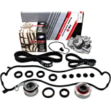 New ITM244WPVC (112 Teeth) Timing Belt Kit, Water Pump (GMB), & Valve Cover Gasket Set for F22B1 F23A VTEC