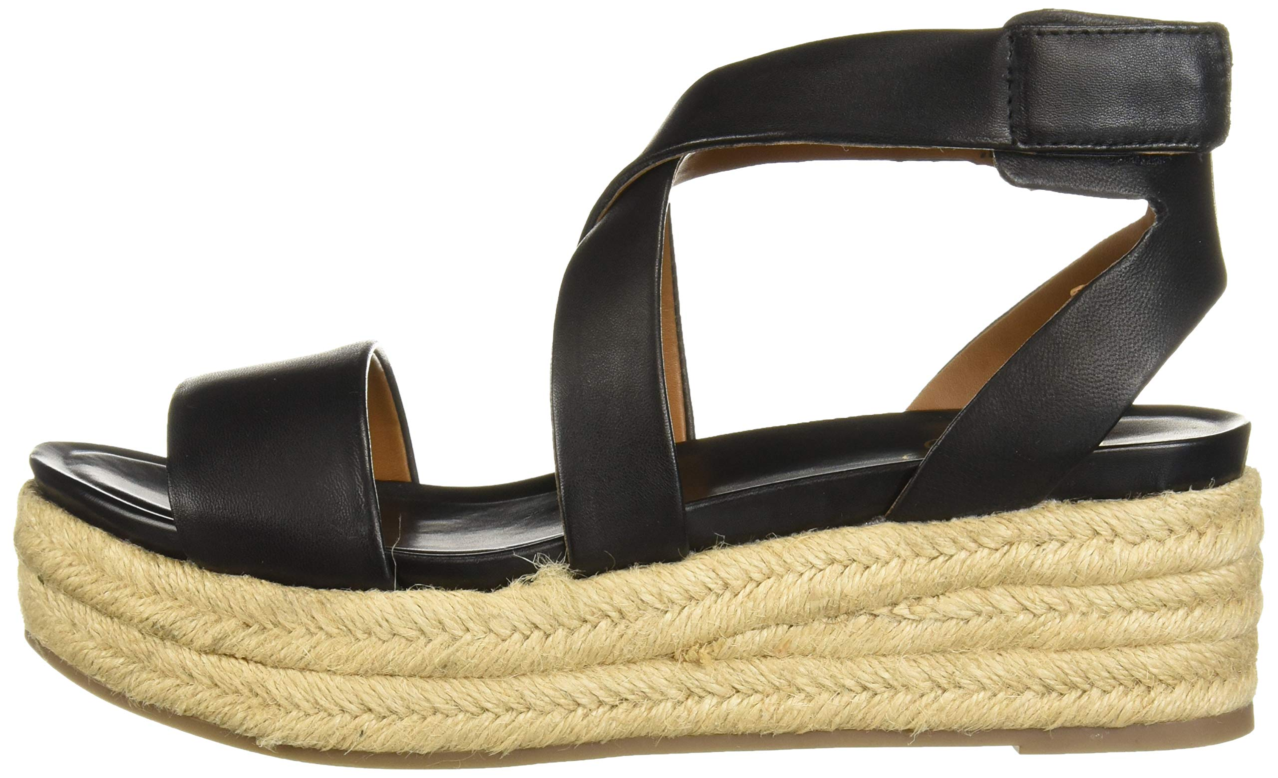 29f9738b03b Details about Franco Sarto Women's Tabatha Espadrille Wedge Sand - Choose  SZ/color