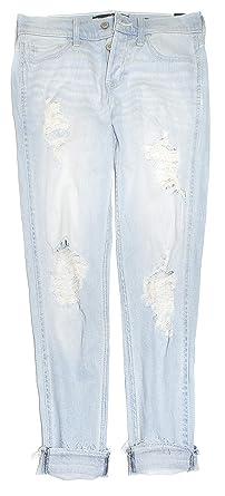 848cba0b1484ec Hollister Women's Boyfriend Jeans HOW-27 at Amazon Women's Jeans store