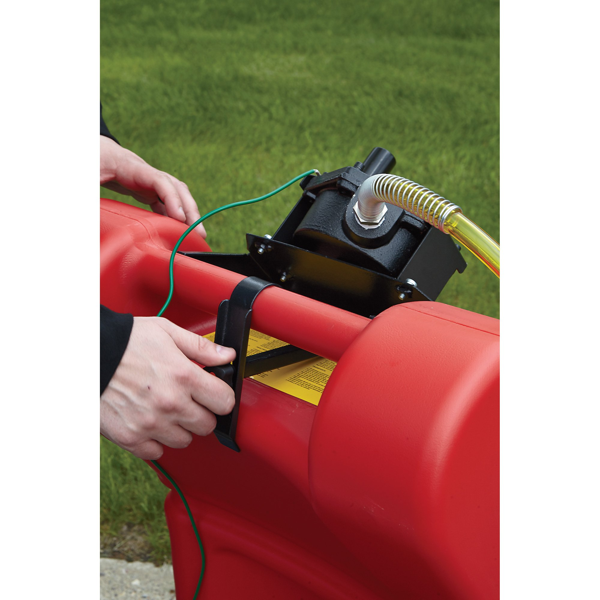 Roughneck 2-Way Rotary Gas Pump Kit