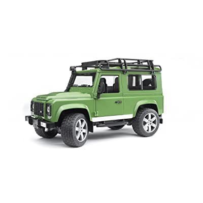 Bruder Toys Land Rover Defender Station Wagon: Toys & Games