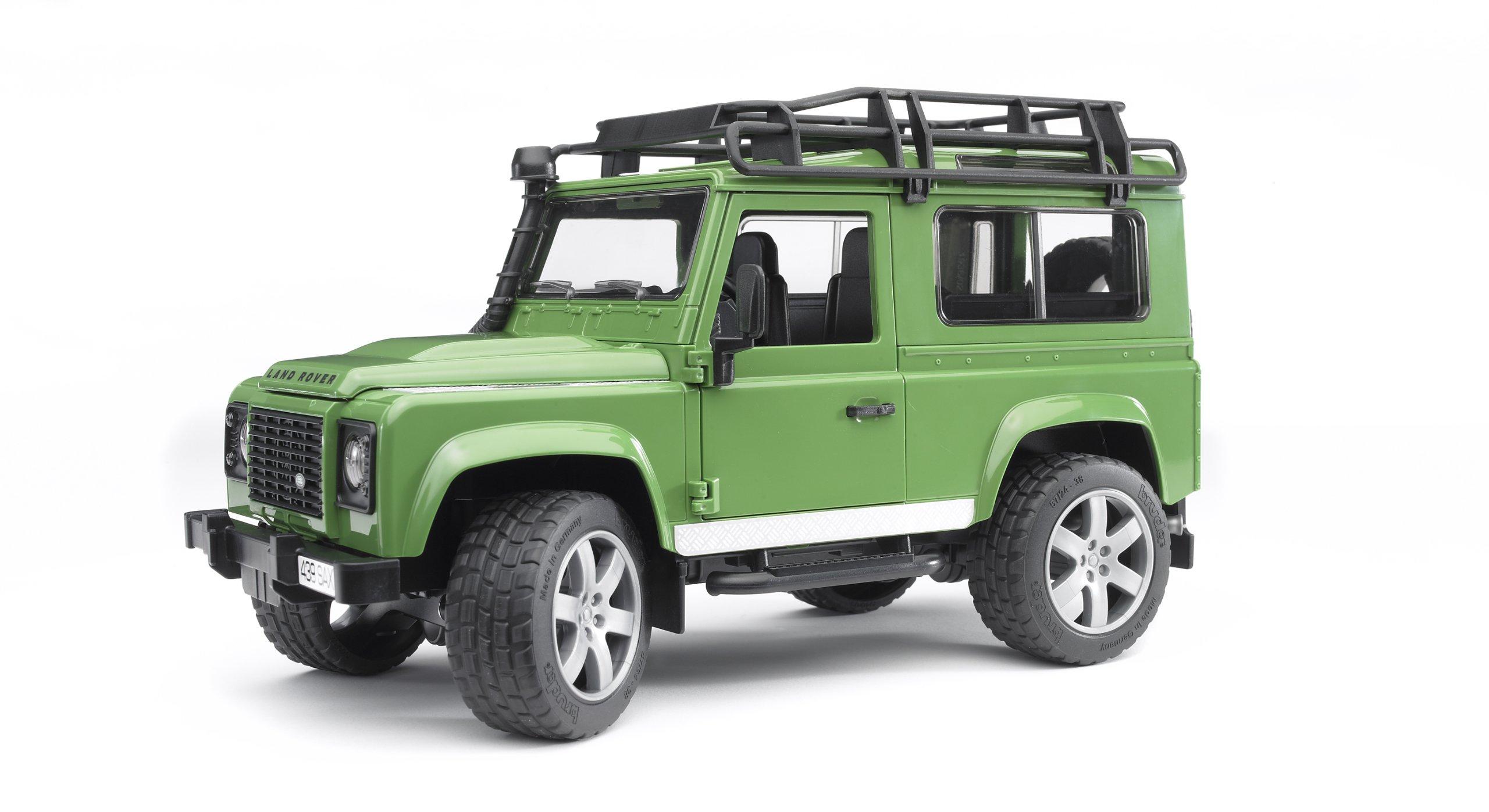 Bruder Toys Land Rover Defender Station Wagon