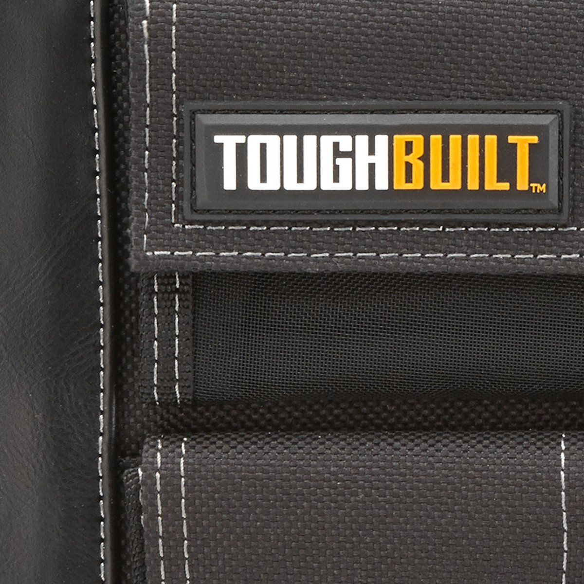 ToughBuilt - iPad Organizer + Grid Notebook - 3 External Quick-Access Accessory Pockets, Business Card Slots, Heavy-duty Construction with Pocket Reinforcement (TB-56-IP-C) NEW