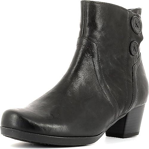 | Gabor Women Ankle Boots Black, (Schwarz (Micro