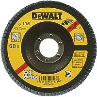DeWalt DT3256-QZ slijpschijf 115mm K60 gebogen