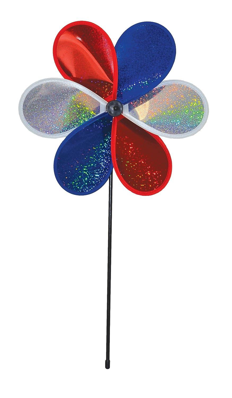 12-Zoll-Patriotische Blume Mylar