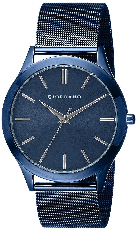 Giordano Analog Blue Dial Men's Watch-A1051-55