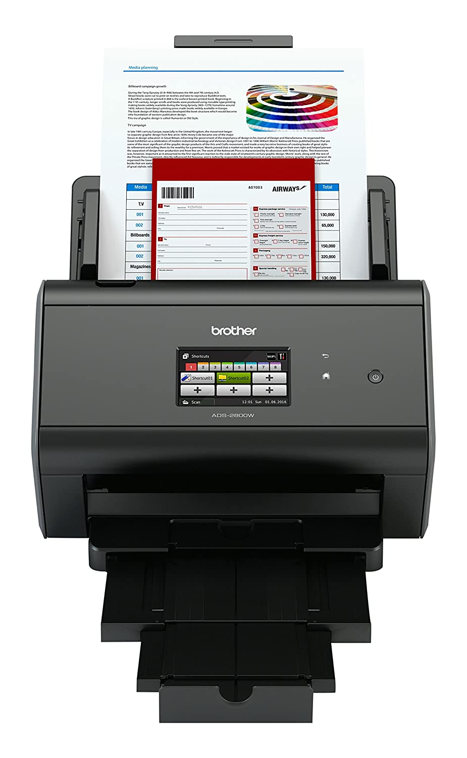 BROTHER ADS-2800W PRINTER DRIVERS