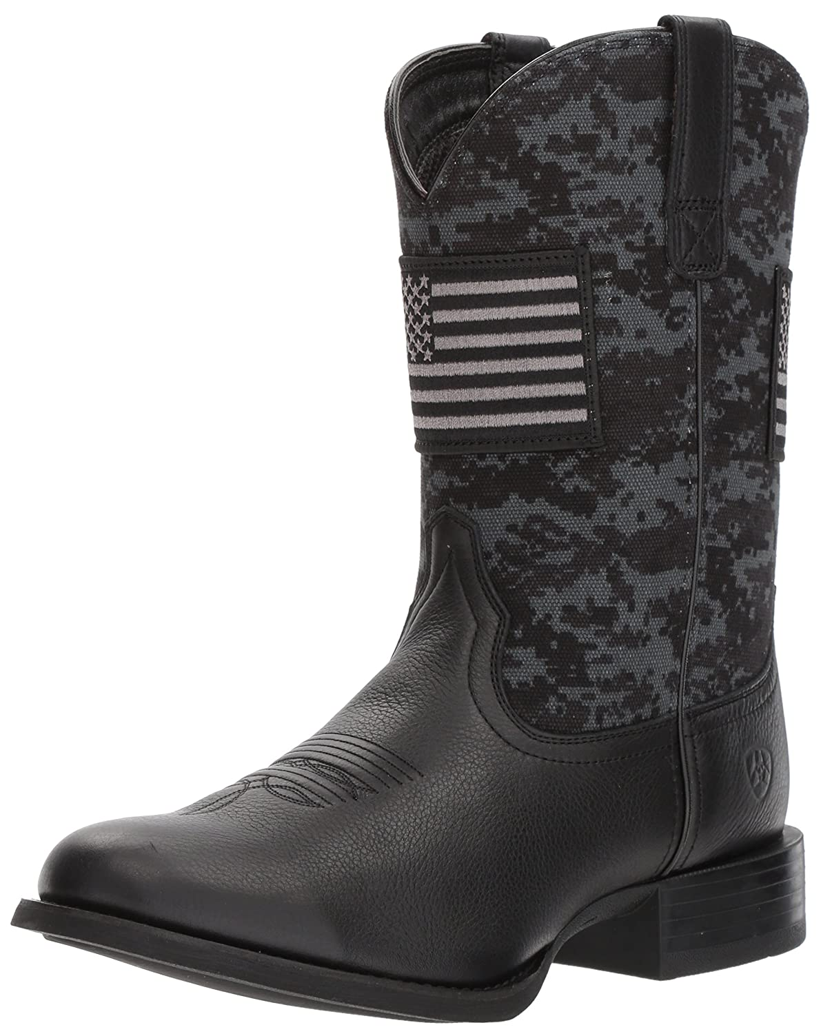 6f53c7673d1 ARIAT Men's Sport Patriot Western Boot